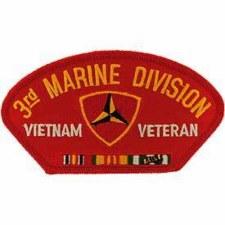 Viet Hat USMC 3RD