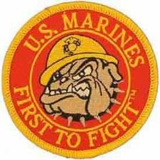 USMC Bulldog Logo