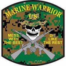 USMC Logo Always
