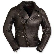 Ladies Monte Carlo Jacket Blk