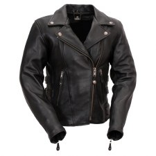 Ladies Victoria Jacket Black