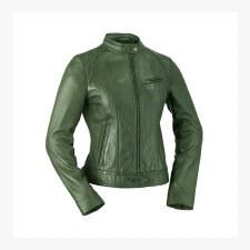 Ladies Jacket Favorite Army Gr