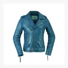 Ladies Rockstar Jacket Blue