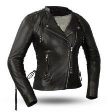 Ladies Black Widow Jacket