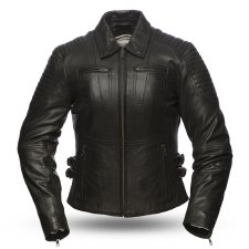 Ladies Speedy Jacket Black