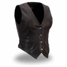 Ladies Updated Cherokee Vest