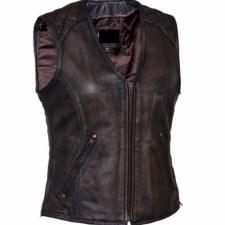 Ladies Montana Zippered Vest