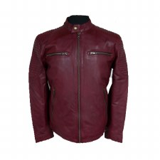 Men's General Jacket Oxblood