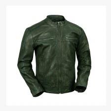 Men's Cruiser Jacket Blk/Olive