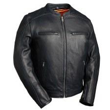Men's High Roller Jacket Black