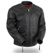 Men's Vented European Jacket