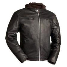 Street Cruiser Jacket W/Hoodie