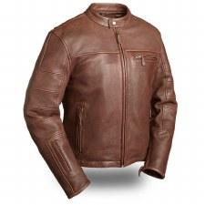 Men's Manchester Jacket Brown