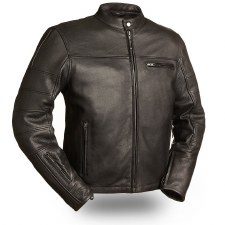 The Manchester Jacket Black