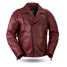 Men's Night Rider Jkt Oxblood