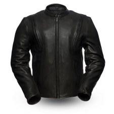 Men's Revolt Jacket Black