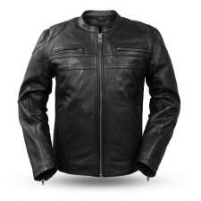 Men's Nemesis Leather Jacket
