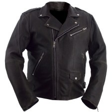 Men's Distressed Enforcer Jkt