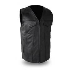 Men's Badlands Zipper Vest