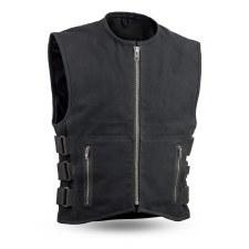 Men's Textile Knox Vest Black