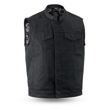 Men's Highland Canvas Vest