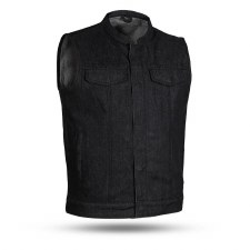 Men's Hotshot Raw Denim Vest