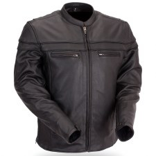 Tall Maverick Jacket Black