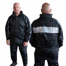 Rain Suit Black