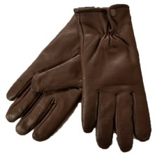 Deerskin Glove Brown