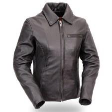 Ladies Contessa Jacket Black