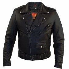 Men's Eagle Basic M.C. Jacket