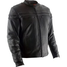 Men's Maverick Jacket Black NK