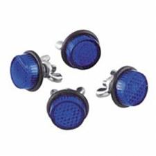 Reflectors 4 Pack Blue