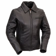 Braided Hourglass Jacket