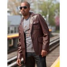Men's Vintage Style Blazer
