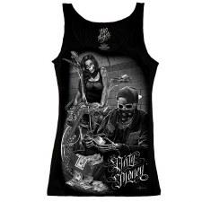 Ladies TT Bonnie & Clyde Black