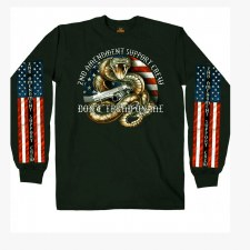 Men's LS T-Shirt Don't Tread