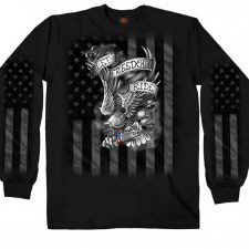 Men's LS T-Shirt Let Freedom