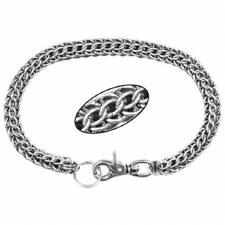 """18"""" Wallet Chain Lg Weave"""