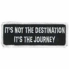 It's Not the Destination Patch