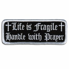 Life Is Fragile Patch