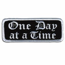 One Day At a Time Patch