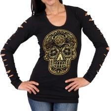 Ladies LS Poco Loco Shirt