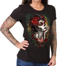 Ladies SS T-Shirt Sugar Woman