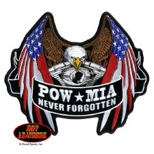 POW Flag Eagle