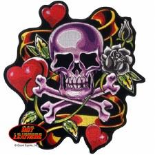 Girls Tattoo Skull