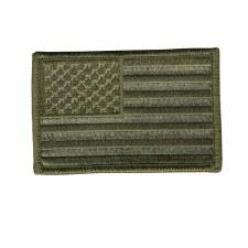 American Flag Woodland