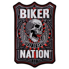 Biker Nation Patch