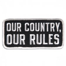Our Country Our Rules