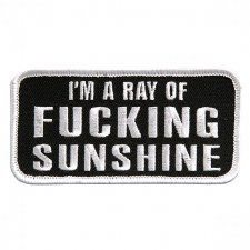 I'm a Ray of Fing Sunshine
